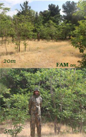 لباس محافظ شکار    Hunting clothes