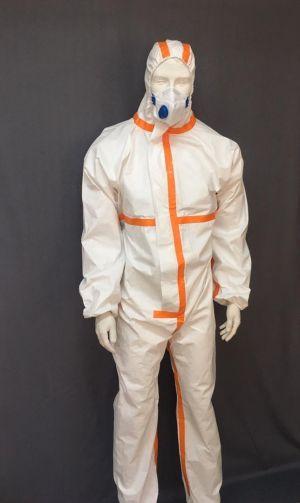 لباس محافظ میکروبی یکبار مصرف