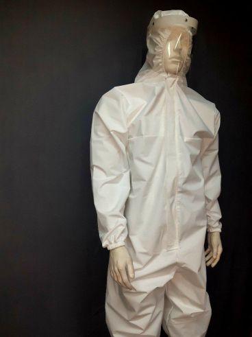لباس ایزوله( قابل شست شو  ضدتعریق)