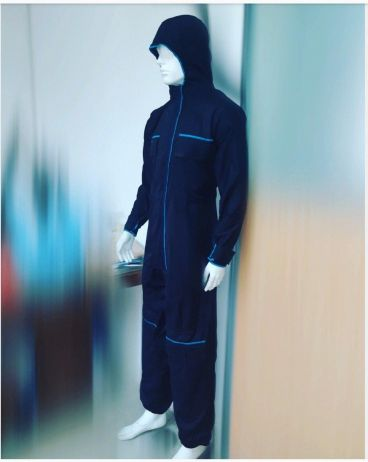 لباس محافظ جت آب FG